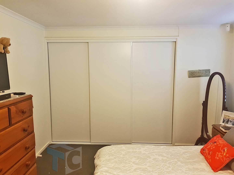 wardrobe built-in white storage 13