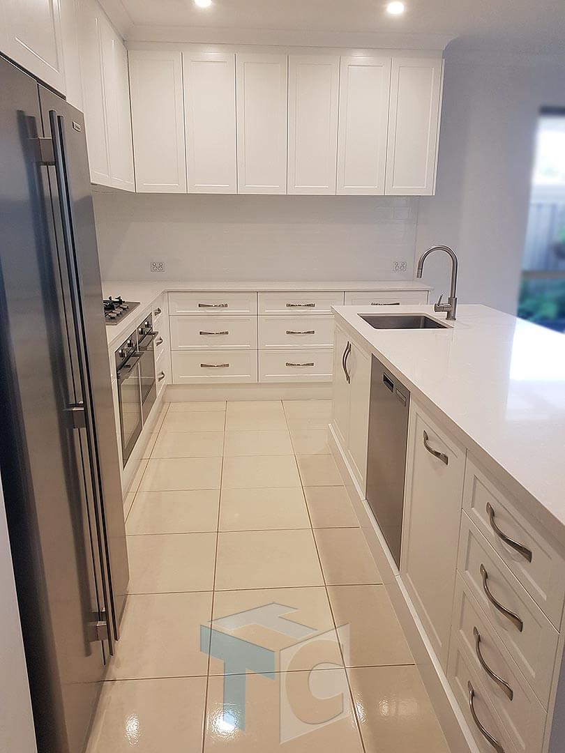 walkerville kitchen narrow view