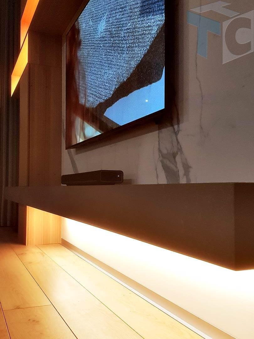 display-tv-unit-flood-light